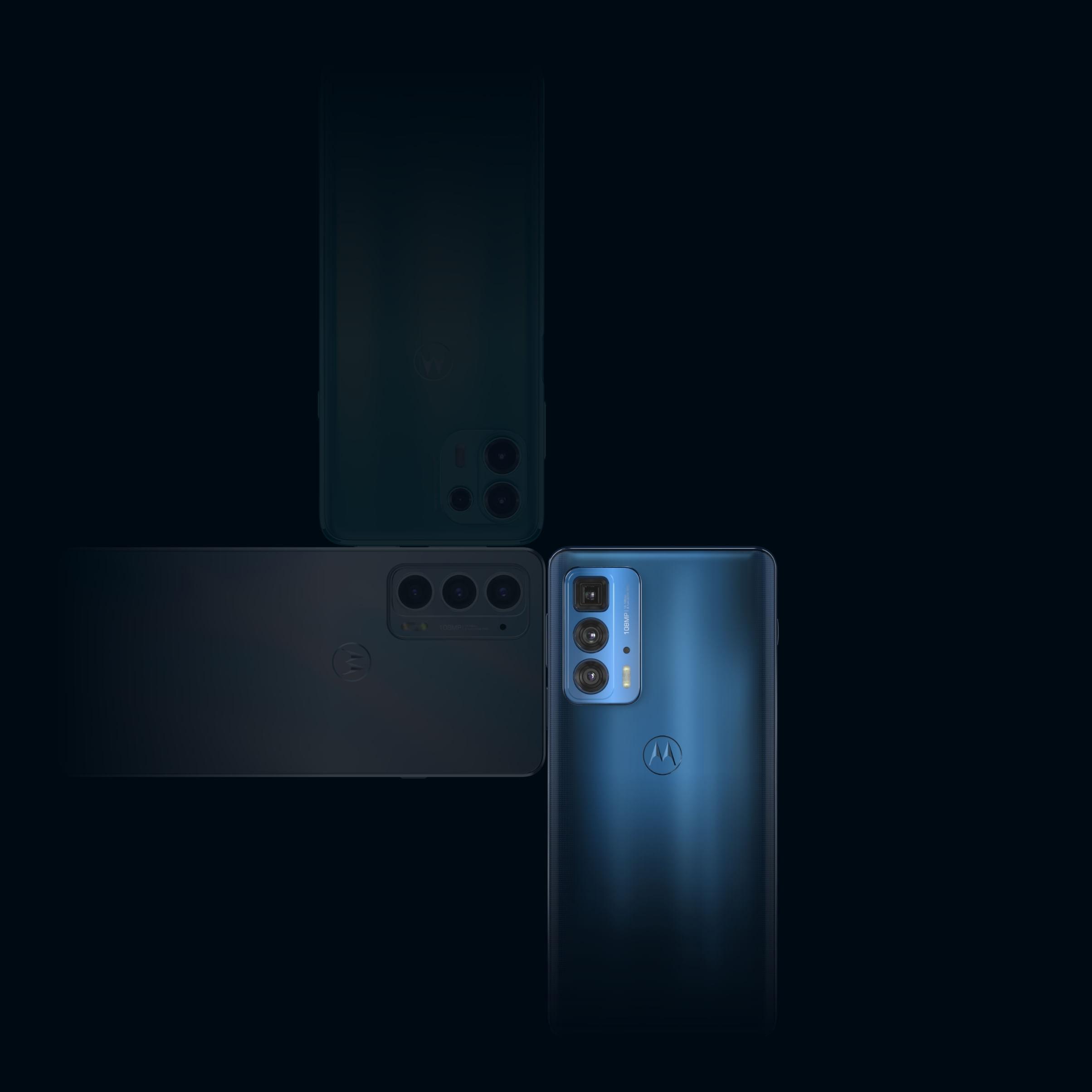 Smartphone edge 20